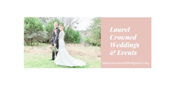 Laurel Crowned Weddings + EventsServices